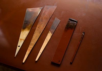 塗りの道具