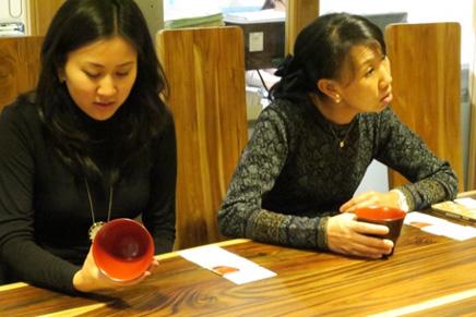 (Ⅰ)ニューヨーク日本食レストラン・セレクトショップとの商談(12月6日~9日)