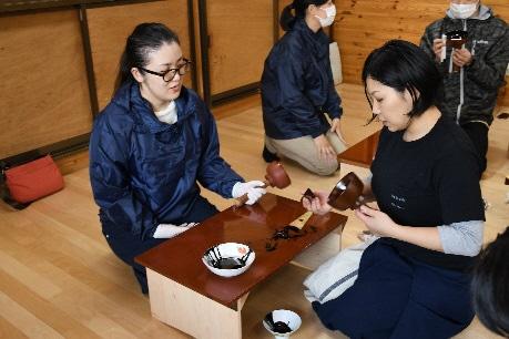 浄法寺漆の情報発信事業