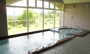 稲庭交流センター天台の湯