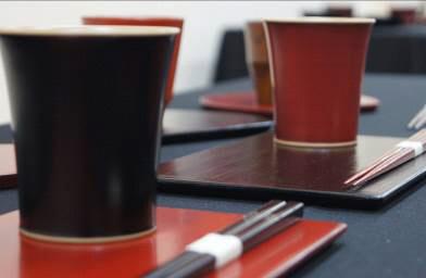 (Ⅱ)浄法寺漆展示会及び浄法寺漆および浄法寺塗、日本酒についてのレクチャー、ワークショップの実施(10月20日~21日)
